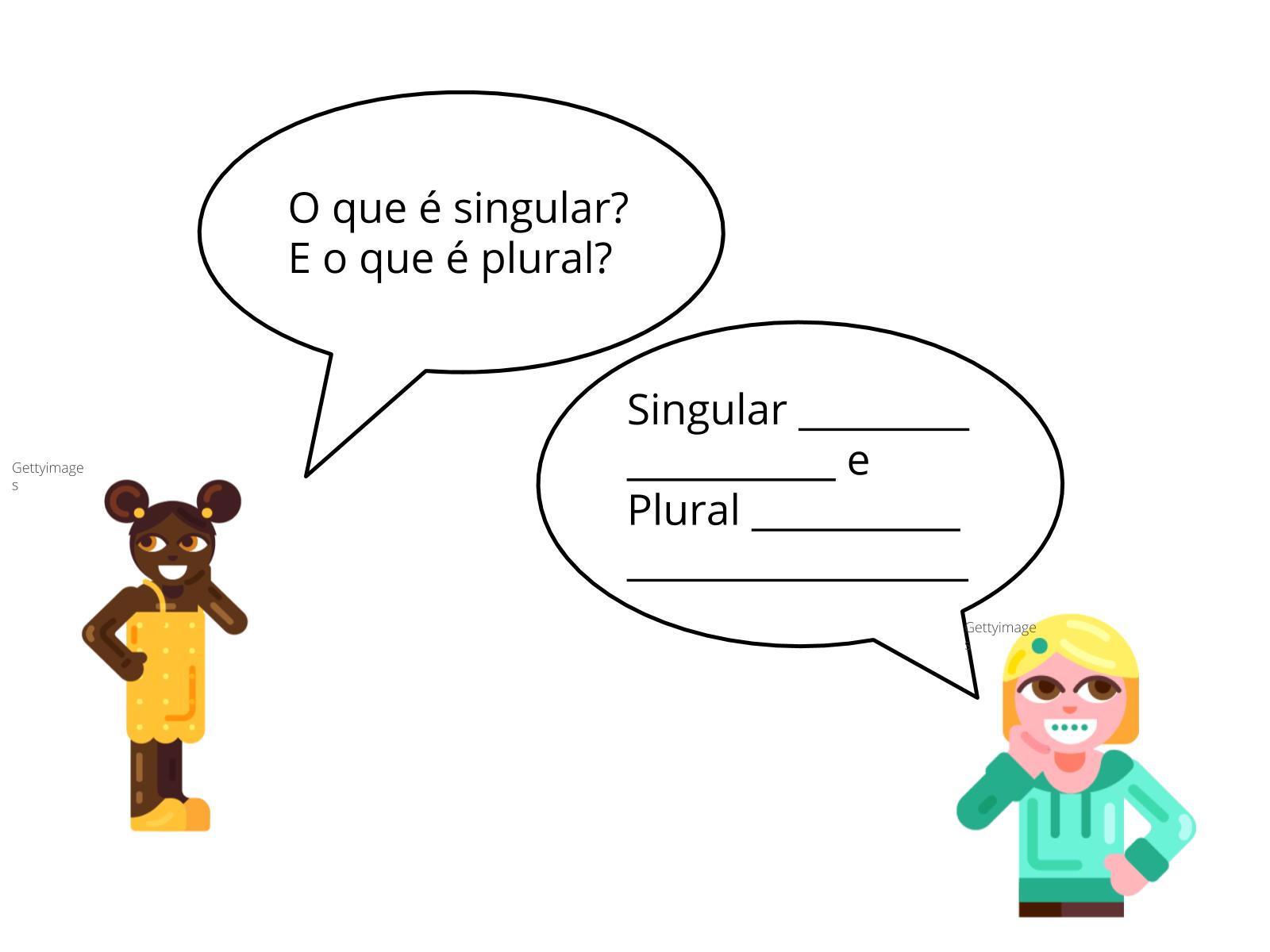 Plural - L e U