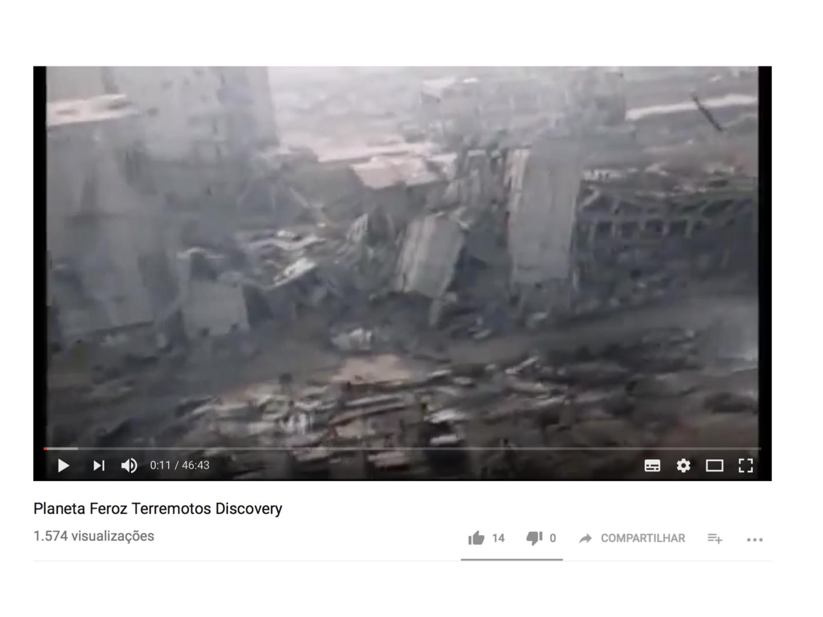 Formação, ocorrência e consequência dos Terremotos.