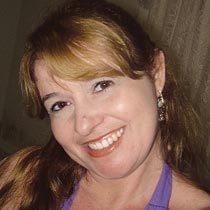 Roselene Peretti Castilho. Foto: arquivo pessoal