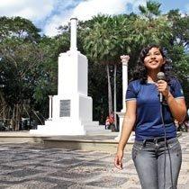 Renata Larissa Vieira da Silva Farias. Foto: Benonias Cardoso