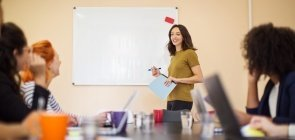 O que aprendi sendo gestora