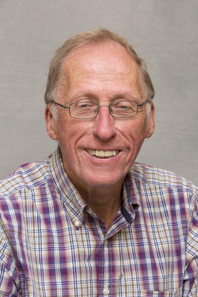 O autor Peter Moss