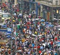 CONTEXTUALIZAÇÃO Dados do novo censo ajudam a entender quem são, como vivem e onde estão os brasileiros. Foto: Daniel Pera/Agência O Globo