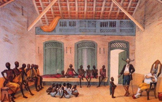 Por que os africanos foram escravizados no Brasil?