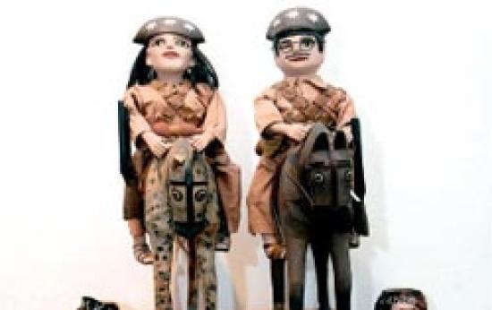 Você conhece o boneco mamulengo?