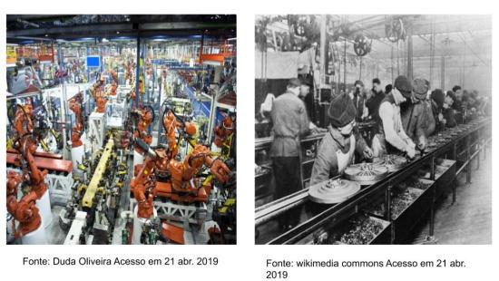 Urbanização, desemprego estrutural e desindustrialização