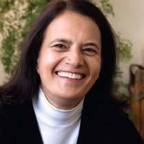 SONIA CASARIN Psicóloga, é diretora do S.O.S. Down - Serviço de Orientação sobre Síndrome de Down, em São Paulo, SP. Foto: Marcelo Min
