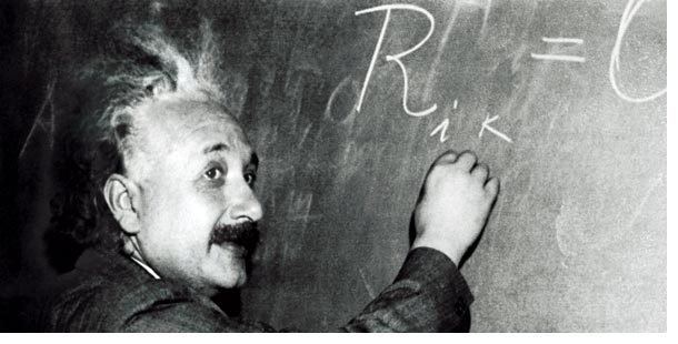 Albert Einstein. Foto: Bettmann/Corbis/Stock Photos