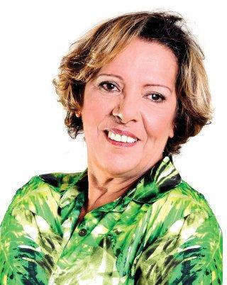 Marisa Valladares. Arquivo pessoal/Marisa Valladares