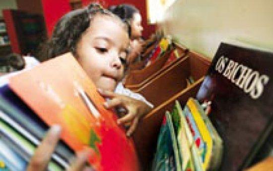 Pesquisa revela aumento no índice de leitura entre crianças