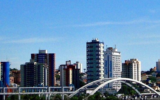 Foto panorâmica de Osasco (SP)
