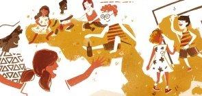 Brincadeiras africanas para a Educação Infantil e o Ensino Fundamental