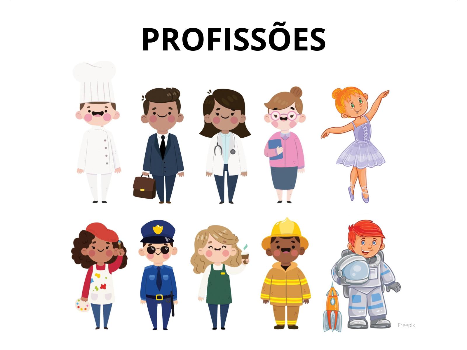 O papel de cada profissão