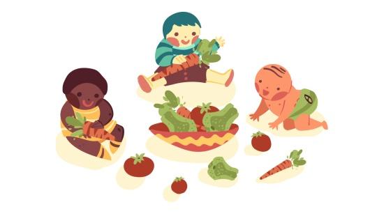 O preparo da alimentação dos bebês