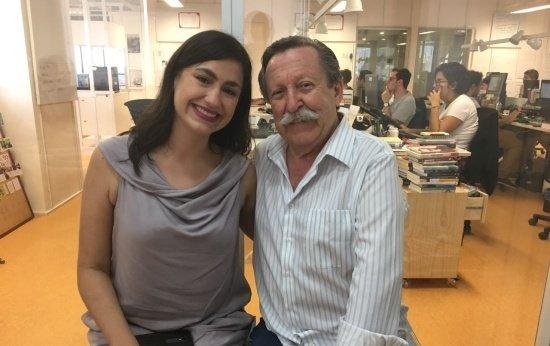 Pedro Bandeira, eu e os leitores de todo o Brasil